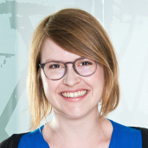 Juila Weber Wirtschaftsagentur Wien